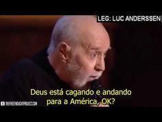 George Carlin Destrói 3 Crenças Perigosas em 3 Minutos