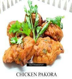 Hot and Crisp Chicken Pakora Recipe