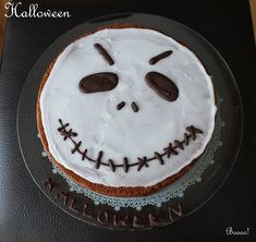 gâteau au chocolat moelleux pour halloween                                                                                                                                                                                 Plus