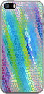 Racida tiled like Gaudi By BruceStanfieldArtist for iPhone 5/5s