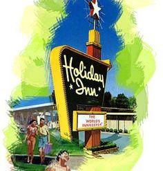 Original Holiday Inn Sign