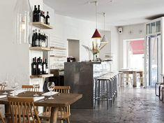 CAFÉ/RESTAURANTE: DAS LOKAL en BERLÍN (restaurante moderno de comida alemana sencilla y moderna por 15-20€)