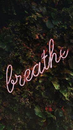 Breathe baby