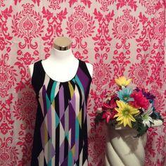 Dress Multicolor long dress. Never worn. Dresses