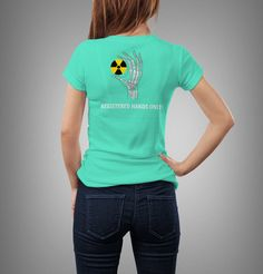Hey, I found this really awesome Etsy listing at https://www.etsy.com/listing/452145266/registered-hands-only-radiology