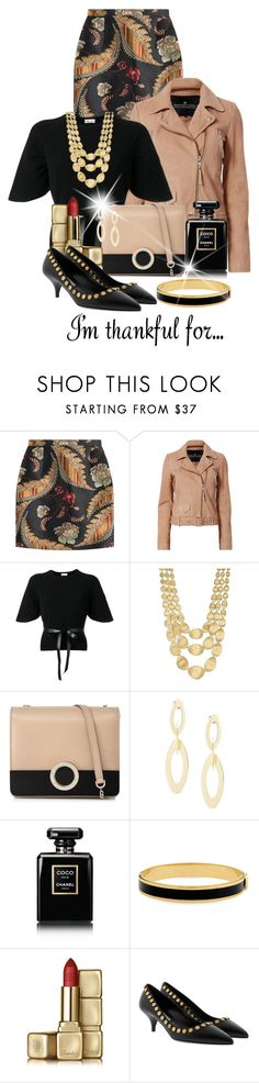 """""""My Polyvore Pals!"""" by shamrockclover ❤ liked on Polyvore featuring Dsquared2, Designers Remix, RED Valentino, Marco Bicego, Bulgari, Roberto Coin, Chanel, Halcyon Days, Guerlain and Prada"""