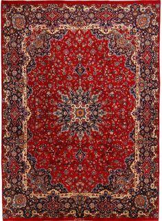 Persian Keshan rug