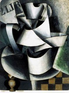 Lyubov Popova : a jug on the table