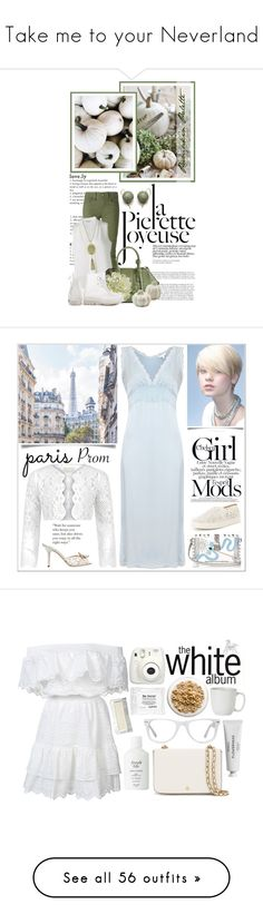 """""""Take me to your Neverland"""" by gracy-jk ❤ liked on Polyvore featuring Mandi, Mina, Anja, Diesel, Marc Jacobs, Mixit, Rock & Candy, Janis Provisor Jewelry, 1928 and Sur La Table"""