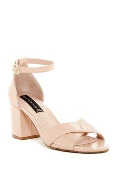 Voome Block Heel Sandal