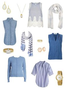 The Vivienne Files: The Warm Summer Common Wardrobe + Water and Pearls
