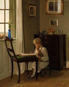 Karl Alfred Broge (Danish, 1870-1955)