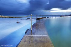 Bronte Beach Pool, Sydney NSW Australia