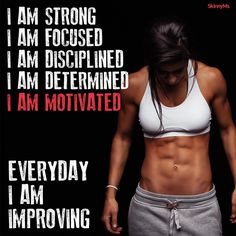 Stick with a regular workout routine and you will see amazing results! The Skinny Ms. Total Body Transformation Program is highly effective and can bring you the body you are most comfortable in! Fast weight loss tips for summer :) Sport Motivation, Fitness Motivation Quotes, Weight Loss Motivation, Dream Body Motivation, Motivation Boards, Skinny Motivation, Workout Motivation, Fitness Workouts, Fitness Goals