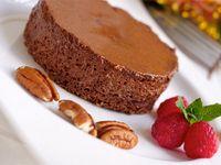 Chocolate Mousse Tart... mmmmm!