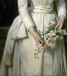 SoYouThinkYouCanSee. Karl Rudolf zon. Portrait of Grand Duchess Elizabeth Feodorovna