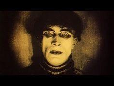 The Cabinet of Dr. Caligari (1920) - CONRAD VEIDT - ROBERT WIENE - Das Cabinet des Dr. Caligari.