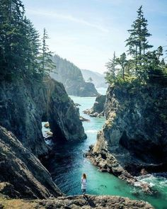 Brookings, Oregon - looks like beautiful place to hike! Brookings, Oregon - looks like beautiful place to hike! Oh The Places You'll Go, Places To Travel, Travel Destinations, Places To Visit, Oregon Travel, Travel Usa, Travel Tips, Oregon Vacation, Travel Hacks