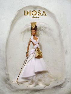 """Refugio Rosa (David Bocci) El Blog: Ixchel, Diosa Maya de la nueva colección """"Diosas"""""""