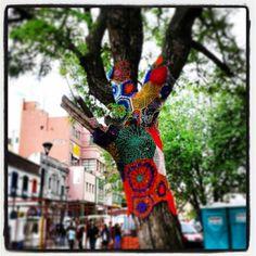 #crochet #caminito #laboca #baas