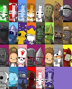 On instagram by virtualnightmare #arcade #microhobbit (o) http://ift.tt/2qWIWR4 those of you who haven't played Castle Crashers you totally gotta buy it and play it with some friends. Hands down on my top 10 list of 4player-Multiplayer games. I Always wanted to Unlock all the characters It's Such a challenge to beat the game with one character then repeat it againetc. #castlecrashers #behemoth #knight #alienhomid #xbox360  #retrocollective #playstation #xbox #PC #gaming #videogames #Co-op…