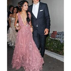""""""" Still can't get over this look from the VMA's- Vanessa @vanessahudgens wearing…"""