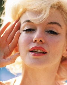 Marilyn Monroe by Willy Rizzo