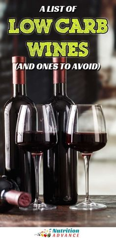 Low Carb Wine: What Are the Best Options? - * Top Easy Low Carb Paleo Keto Recipes Group BoardA List of Low Carb Wines To Drink (and Avoid) Best Wine To Drink, Best Red Wine, Wine Drinks, Beverage, Best Diet Drinks, Best Diet Foods, Paleo Keto Recipes, Keto Smoothie Recipes, Smoothie Diet