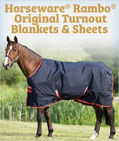 Horseware Rambo Original Turnout Blankets and Sheets