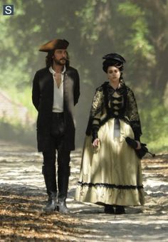 Ichabod & Mary (Heather Lind) 2.05 - The Weeping Lady