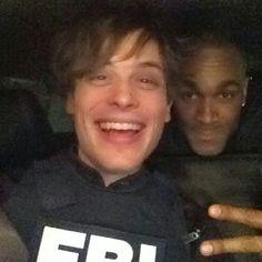 Criminal Minds Round Table: CRIMINAL MINDS Season 9 - BTS: 917. Persuasion