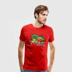 """""""Healthiness is yummy"""". Tolle Shirts und Geschenke für überzeugte Anhänger einer gesunden Ernährung. #healthiness #yummy #gesundheit #gesund #gesundeernährung #ernährung #nahrung #lecker #küche #obst #gemüse #früchte #vitamine #vegan #veganer #vegetarisch #vegetarier  sprüche #shirts #geschenke"""