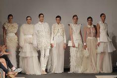 Colección de Andrea Fernandez  - Desfile DNA Fashion Show 2015