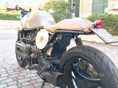 bmw-bmw-k100rs-16-valvole-cafe-racer K100 Scrambler, Scooter, Torino, Motorcycle, Motorcycles, Motorbikes, Choppers
