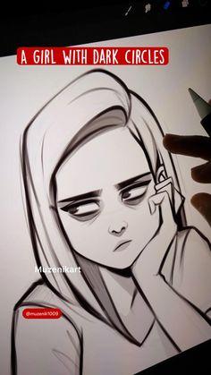 Pretty Art, Cute Art, Art Drawings Sketches Simple, Cool Drawings, Drawing Ideas, Digital Art Beginner, Art Prompts, Glitter Art, Ipad Art
