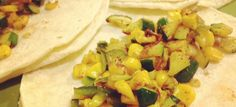 Roasted Veggie Tacos by Plant Based on a Budget