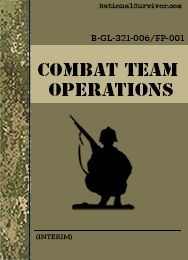 COMBAT TEAM OPERATIONS