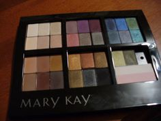 Mary Kay Eye Shadow Palette | Mary Kay Eyeshadow | Frog Queen Beauty