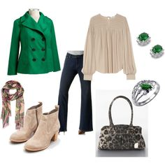 Cute winter outfit! #style who said that you can't mix buisness and pleasure?
