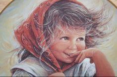 """""""1982 """"Wendy"""" By Artist Sue Etem"""
