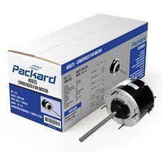 """PACKARD 43733 5 5/8"""" DIAMETER CONDENSER FAN MOTOR, 1/3 HP, 208-230 VOLTS, 1075 RPM https://www.hvacpw.com/packard-43733-5-5-8-diameter-condenser-fan-motor-1-3-hp-208-230-volts-1075-rpm.html"""