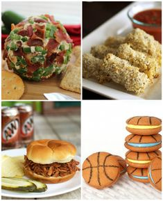Yummy March Madness Food – Slam Dunk Bites for Your Entire Team on Frugal Coupon Living. Great March Madness Party Ideas.