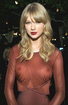 "slipnips4u: ""Taylor Swift "" http://celebgoodies.tumblr.com"