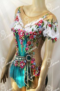 Lana Купальники для художественной гимнастики Gymnastics Outfits, Rhythmic Gymnastics Leotards, Aerial Costume, Ballroom Dance Dresses, Figure Skating Dresses, Beautiful Costumes, Dance Outfits, Dance Costumes, Editorial Fashion
