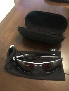 91228a2d2cbaa Oakley Gauge 8 L Polished chrome  Tungsten iridium polarized lens  OO4124-0762  fashion