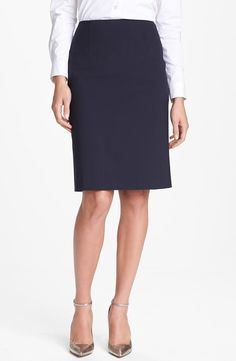 'Golda 2' Pencil Skirt