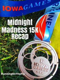Running on the Fly: Midnight Madness 15K Recap
