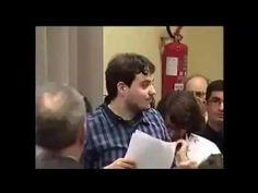 Studente catanese umilia la ministra Boschi - YouTube