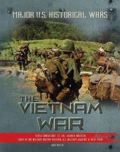 Examines the events that led to the Vietnam War and political and military strategies employed by the United States and Vietnamese forces, and provides information on key people, battles, and events.