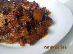 Pork Stew, Chicken, Recipes, Mousse, Foods, Drinks, Gourmet, Food Drink, Cook